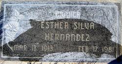 Esther Silva Hernandez
