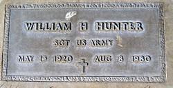 William Henshaw Hunter