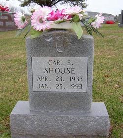 Carl Edward Shouse, Sr