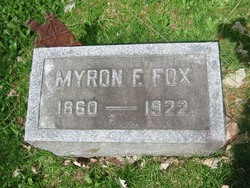 Myron F. Fox