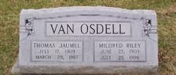 Mildred <I>Riley</I> Van Osdell