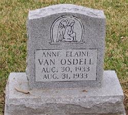 Anne Elaine Van Osdell