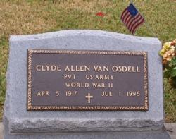 Clyde Allen Van Osdell