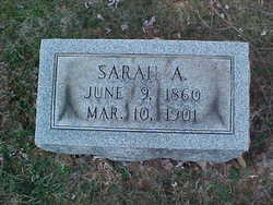 Sarah A <I>Bortz</I> Smith
