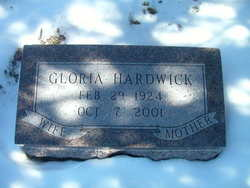 Gloria <I>Hardwick</I> Ogden