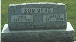 Lydia Josephine <I>Demorest</I> Sommers