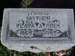 Clara Agnes <I>Adams</I> Frey