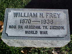 William H Frey