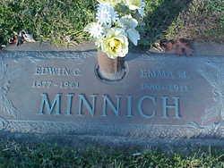 Emma M <I>Dannecker</I> Minnich