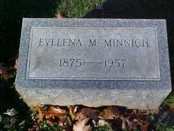 Evelena May <I>Gross</I> Minnich