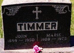 John Joseph Timmer