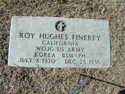 Roy Hughes Finerty