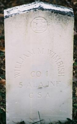 Pvt William Miles Wimbish