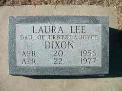 Laura Lee Dixon