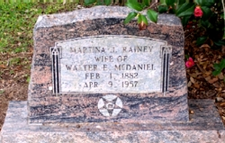 Martina J <I>Rainey</I> McDaniel