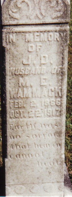 John D. Wammack
