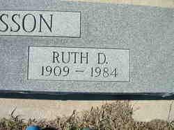 Ruth D. Glisson