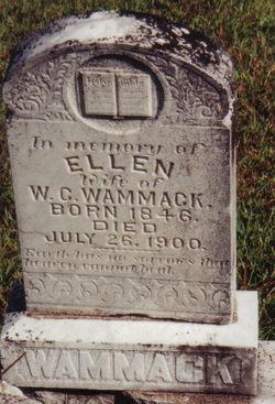 Ellen <I>Allen</I> Wammack