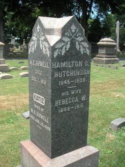 Hamilton S Hutchinson