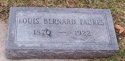 Louis Bernard Faures