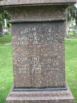 Hiram Bixby
