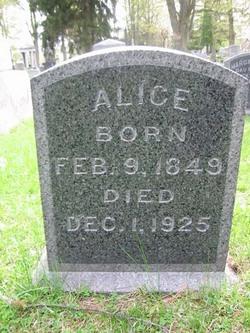 Alice Dockstader