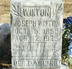 Joseph Mack Winton