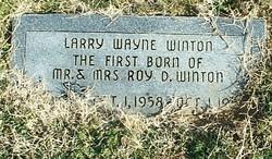 Larry Wayne Winton