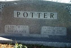 George Lee Potter, Sr