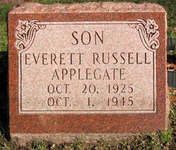 Everett Russell Applegate