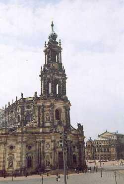 Kathedrale Saint Trinitatis