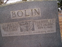 Harriet E. Bolin