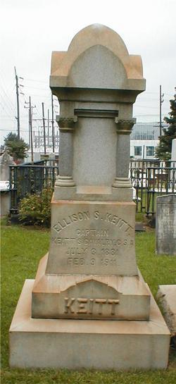Capt Ellison Summerfield Keitt