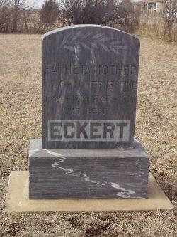 John William Eckert, Sr