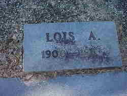 Lois <I>Anderson</I> Bell