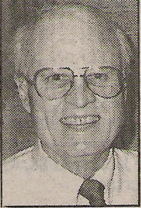 Dr George Buford Lewis