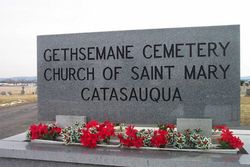 Gethsemane Cemetery of Saint Marys