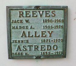 Jennie Alley
