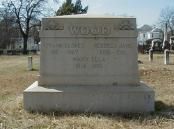Rebecca Jane <I>Haden</I> Wood
