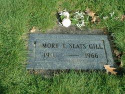 """Amory Tingle """"Slats"""" Gill"""