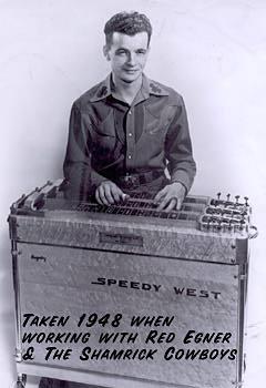 "Wesley Webb ""Speedy"" West"