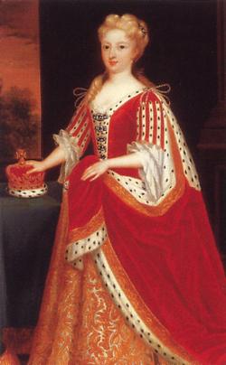 Caroline of Brandenburg-Ansbach
