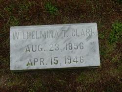 Wilhelmina <I>Todd</I> Clark