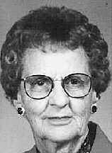 Lucy Mae <I>Hester</I> Cox
