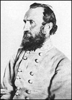 """Thomas Jonathan """"Stonewall"""" Jackson"""