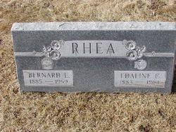 Edaline Anesta <I>Chatfield</I> Rhea