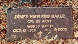Corp James Howard Baker