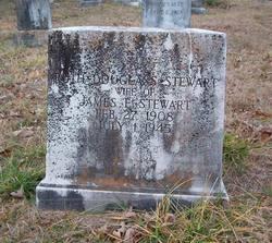 Ruth <I>Douglass</I> Stewart