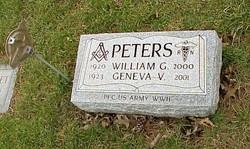 Geneva V. <I>Rerick</I> Peters