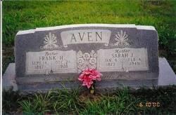"""Frances Henderson """"Frank/Hense"""" Aven"""